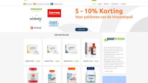 Puurvrouw Vitamines en supplementen